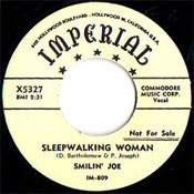SMILIN' JOE - SLEEPWALKING WOMAN