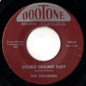 SOUVENIRS - DOUBLE DEALING BABY