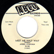 ARBEE STIDHAM - MEET ME HALF WAY