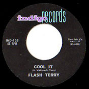 FLASH TERRY - COOL IT