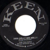 VALIANTS - GOOD GOLLY MISS MOLLY