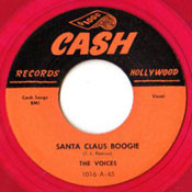 VOICES - SANTA CLAUS BOOGIE