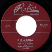 VOCALEERS - IS IT A DREAM