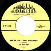 WHISPERS - WE'RE GETTING MARRIED