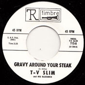 TV SLIM - GRAVY AROUND YOUR STEAK
