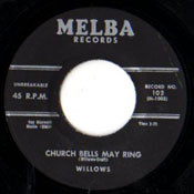 WILLOWS - CHURCH BELLS MAY RING