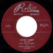 VOCALEERS - LOVIN' BABY