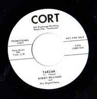 BOBBY WILLIAMS - TARZAN