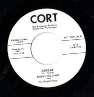 BOBBY WILLIAMS - TARZAN