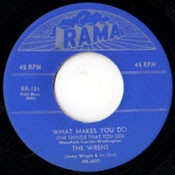 WRENS - WHAT MAKES YOU DO