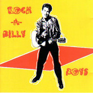 ROCKABILLY BOYS (CD)