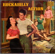 ROCKABILLY ACTION (CD)