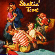 SHAKIN' TIME (CD)