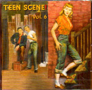 TEEN SCENE VOL. 6 (CD)