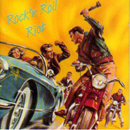 ROCK N' ROLL RIOT (CD)
