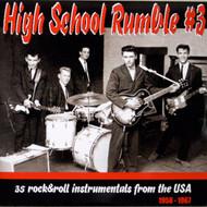 HIGH SCHOOL RUMBLE VOL. 3