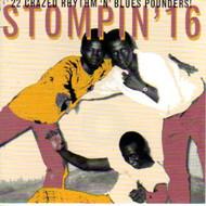 STOMPIN' VOL. 16 (CD)
