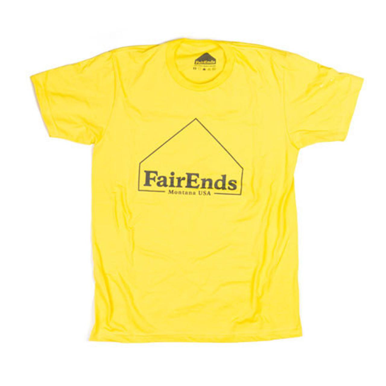 Yellow Logo Shirt