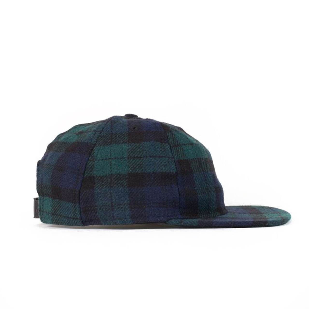 Black Watch Plaid Ball Cap