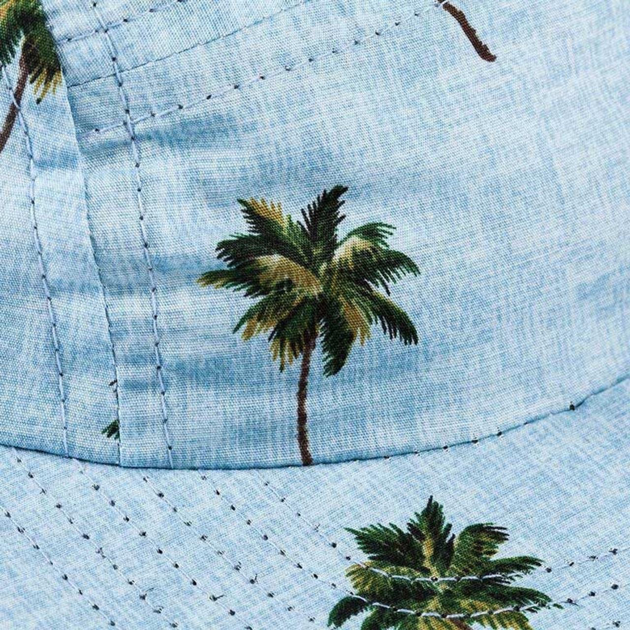 Palm Tree Youth Camp Cap
