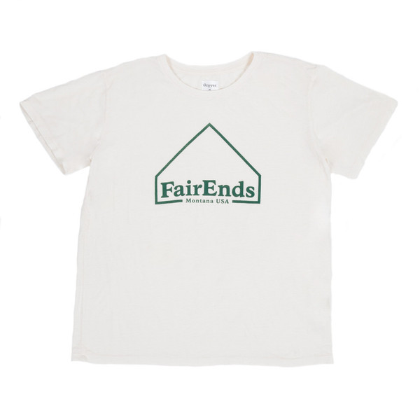 Natural Logo Shirt