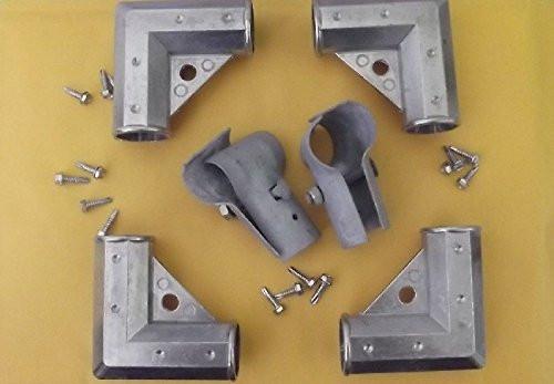 Master Halco Adjustable Galvanized Gate Wheel For 1 3 8