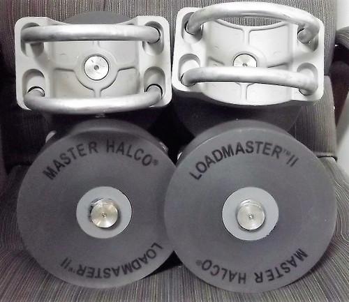 Master Halco Loadmaster Ii Nylon Cantilever Gate Rollers