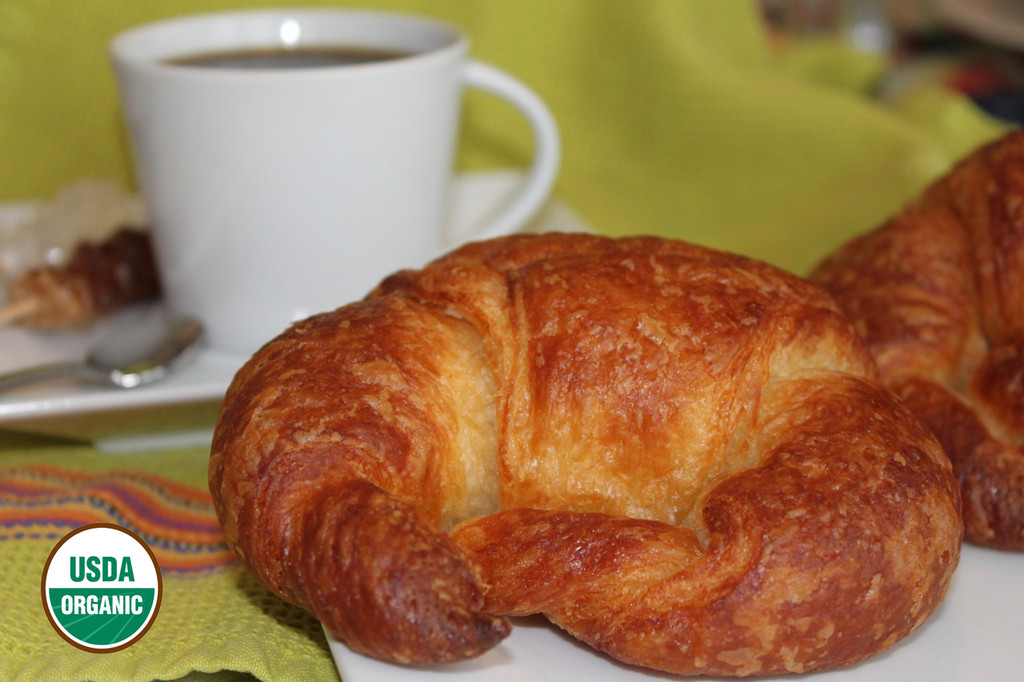 Genuine Organic French Croissant