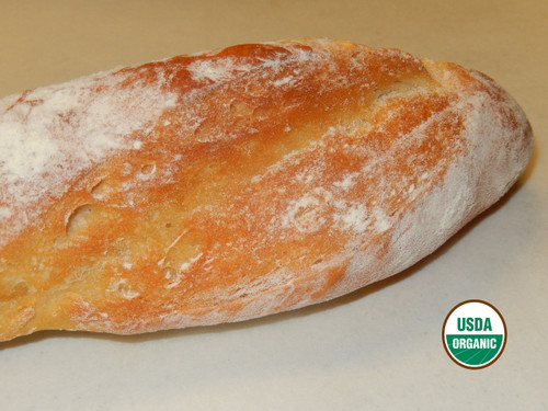 ORGANIC FRENCH BAGUETTE