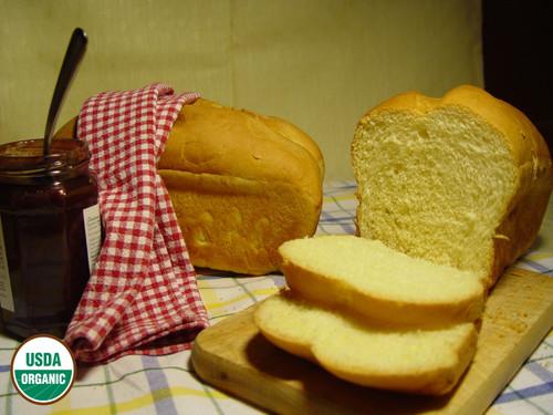 ORGANIC FRENCH SANDWICH LOAF BREAD
