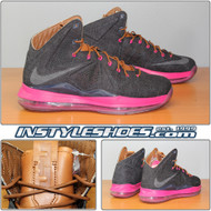 Lebron X Ext Denim 597806-400