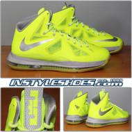 Nike Lebron X Volt 541100-700