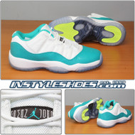Air Jordan 11 Low GS Aqua 580521-143