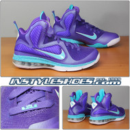 Lebron 9 Summit Lake Hornets 469764-500