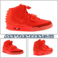 Air Yeezy 2 SP Red October 508214-660