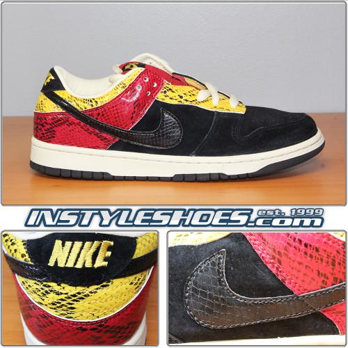 Nike SB Dunk Low Premium Goldenrod 313170-701