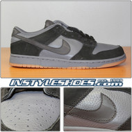 Dunk Low Pro Black Light Graphite 624044-00