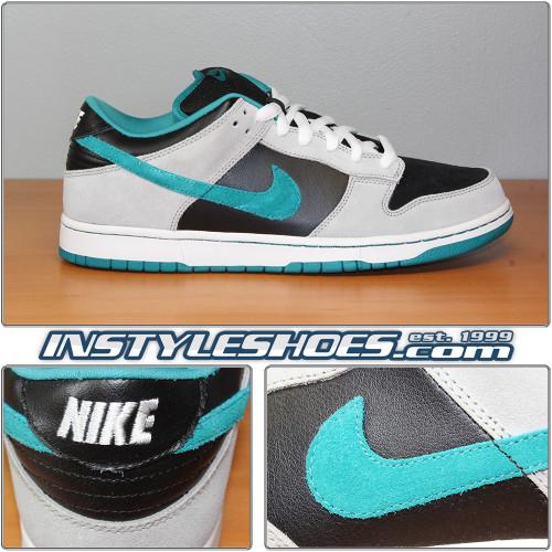 Nike SB Dunk Low Chrome Ball 304292-012
