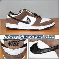 Nike SB Dunk Low Pro Trail Brown 304292-102