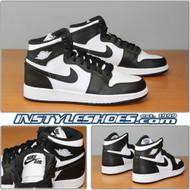 Air Jordan 1 High OG Black White GS 575441-010