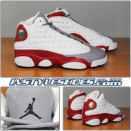 Air Jordan 13 Grey Toe GS 414574-126
