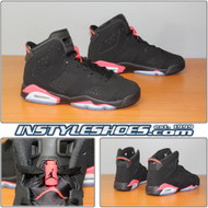 Air Jordan 6 GS Infrared 384665-023
