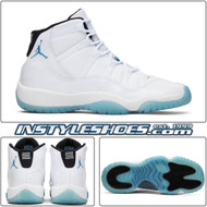 Air Jordan 11 Legend Blue GS 378038-117