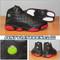 Air Jordan 13 Black Gym Red 414571-003