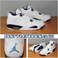 Air Jordan 4 Columbia Blue 314254-107