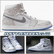 Air Jordan 1 OG High Laser 705289-100