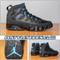 Air Jordan 9 Black Bottom 302370-007