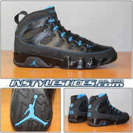 Air Jordan 9 Black Bottom 302370-007