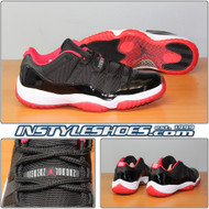 Air Jordan 11 Low Bred 528895-012