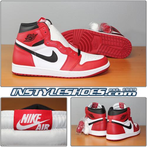 Air Jordan 1 OG High Chicago 555088-101